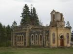 Kuri õigeusu kiriku varemed, vaade loodest Autor K.koit Kuupäev 20.10.2015