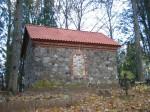 Vaade Rahumäe kalmistu kabelile Autor A.Kivi  Kuupäev  10.10.2008