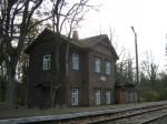 Olustvere raudteejaama peahoone Autor Anne Kivi  Kuupäev  22.10.2008