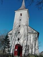 Anna kirik, vaade läänest. Foto: K. Klandorf 28.04.2016.