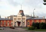 Raudteejaama peasissepääs  Autor Tõnis Padu  Kuupäev  05.09.2008