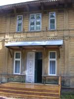 Peauks ning algsed aknad selle kohal    Autor Tarvi Sits    Kuupäev  22.09.2004
