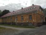 Kabala mõisa valitsejamaja, vaade põhja suunast. Foto: K. Klandorf 09.06.2016.