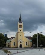 Jaani kirik. 27.07.2016. Foto: Timo Aava