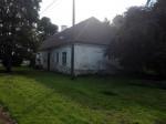 Roosna-Alliku mõisa valitsejamaja, vaade kirdest. Foto: K. Klandorf 05.09.2016.