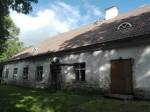 Roosna-Alliku mõisa valitsejamaja fassaad. Foto: K. Klandorf 05.09.2016.