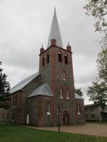 Avinurme kirik, 1906-1909. Foto: Kalle Merilai 16.09.2016.a.