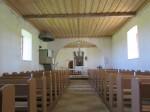 Jaani kiriku interjöör. Foto: K. Saks, 13.06.2016