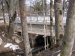 Vohnja mõisa park : 15693vaade sillale  Autor Anne Kaldam  Kuupäev  09.04.2009
