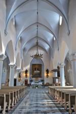 Vaade kesklöövist altarile. Foto: Getter Linter 01.09.2016