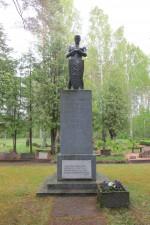 Vabadussõja mälestussammas. Foto: Kalle Merilai 01.06.2017.a.