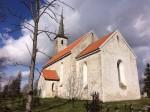Järva-Madise kirik. Foto Dan Lukas 9.05.2017