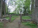 Rothide hauaplats Kanepi kalmistul.  Autor Viktor Lõhmus  Kuupäev  21.05.2009