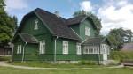Tammsaare Põhja talu elumaja, vaade edelast. Foto: K. Klandorf 10.07.2017.