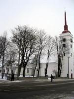 Kuressaare Laurentiuse kirik. Foto: Lilian Hansar    Kuupäev  01.12.2004