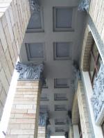 Portikuse kassettlagi. Foto: Urmas Oja, 2004