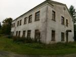 Vihula ministeeriumikooli hoone, vaade põhjast. Foto: M.Abel, 28.09.2017