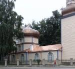 Tallinna Kaasani Jumalaema Sünni kirik. September 2017