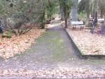 Maarja kalmistu. Foto Egle Tamm,  19.10.2017.