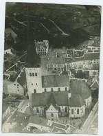 Oleviste kirik 1900.a. Foto: Tallinna Linnamuuseum