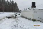 Tudulinna hüdroelektrijaam. Vaade põhjast. Foto: Kalle Merilai 20.01.2017.a.