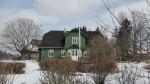 Tammsaare Põhja talu, vaade lõunast. Foto: K. Klandorf 04.04.2018.