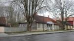 Paide vanalinna muinsuskaitseala, Tallinna tänava vaade (Tallinna tn 31 ja 29). Foto: K. Klandorf 25.04.2018.