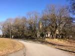 Kirbla kirikuaed ja kalmistu. Foto Dan Lukas 11.04.2018