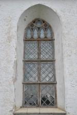 Neogooti aken 19. sajandist. Foto 30.08.2012