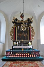 Altar, 18. saj. Foto 30.08.2012