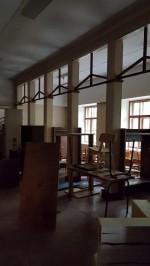 Vihula ministeeriumikooli hoone, garderoob. Foto: M.Abel, kp 08.10.18
