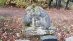 Haljala kalmistu, hauatähis. Foto: M.Abel, kp 04.10.18