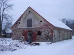 Õlleköök uue katusega    Autor Tarvi Sits