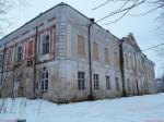 Liigvalla mõisa peahoone. Foto: Raili Uustalu 31.12.2018. Vaade hoonele kagust.