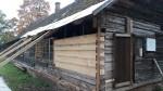 23680 Kanepi koolimaja restaureerimistööd. Foto: Anu Lepp, 10.10.2018