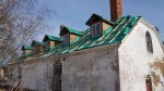 Palmse mõisa kuivati katusekatte vahetus. Foto: M.Abel, kp 21.03.2019
