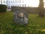 Tallinna raviasutuse mälestuskivi. Foto: Eero Kangor, 12.09.2016