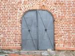 Jaani 5 vaade Jaani kiriku kabeli uksele. Foto Egle Tamm, 10.04.2019.