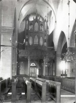 Jaani kiriku orel 20. sajandi algul