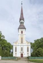 Räpina kirik. Foto: Peeter Säre, 2018