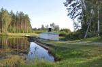 Tudulinna hüdroelektrijaam. Vaade põhjast. Foto: Kalle Merilai 16.08.2019.a.