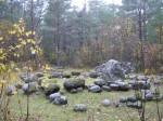 Mäla küla kivikalme, Uusimätta. Foto: M. Koppel, 2009.