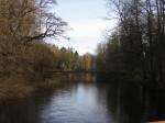 Arkna mõisa park, 15745  vaated pargis, suurelt sillalt põhja suunas  Anne Kaldam 30.10.2009