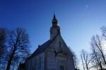 Sangaste kirik. Foto M. Sein. 04.02.2020