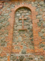 Alatskivi kirik, 1840.-1870.a. Foto autor I. Raudvassar 09.06.2020.