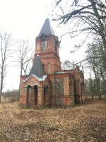 Tänassilma õigeusu kirik. Foto Dan Lukas 18.02.2020