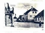 Vaade elamule Lossi tänavalt, 1905-12 (MKA arhiiv)