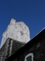 Moe mõisa viinavabrik 15791. vaade lagunenud torniosale autor: Anne Kaldam aeg: 11.03.2010.
