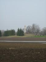 Aleksander I ja Napoleoni sõdade mälestusmärk, reg. nr 5801. Vaade idast. Foto: M.Abel, kuupäev 30.04.2010