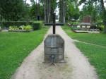 Tapa linna kalmistu, reg. nr 5788. Foto: Ingmar Noorlaid, kuupäev 29.07.10